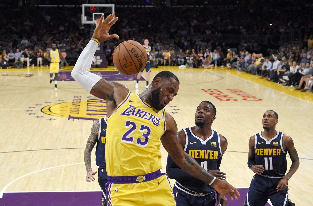 LeBron James adds armed security guards to home after celebrities targeted by team of burglars