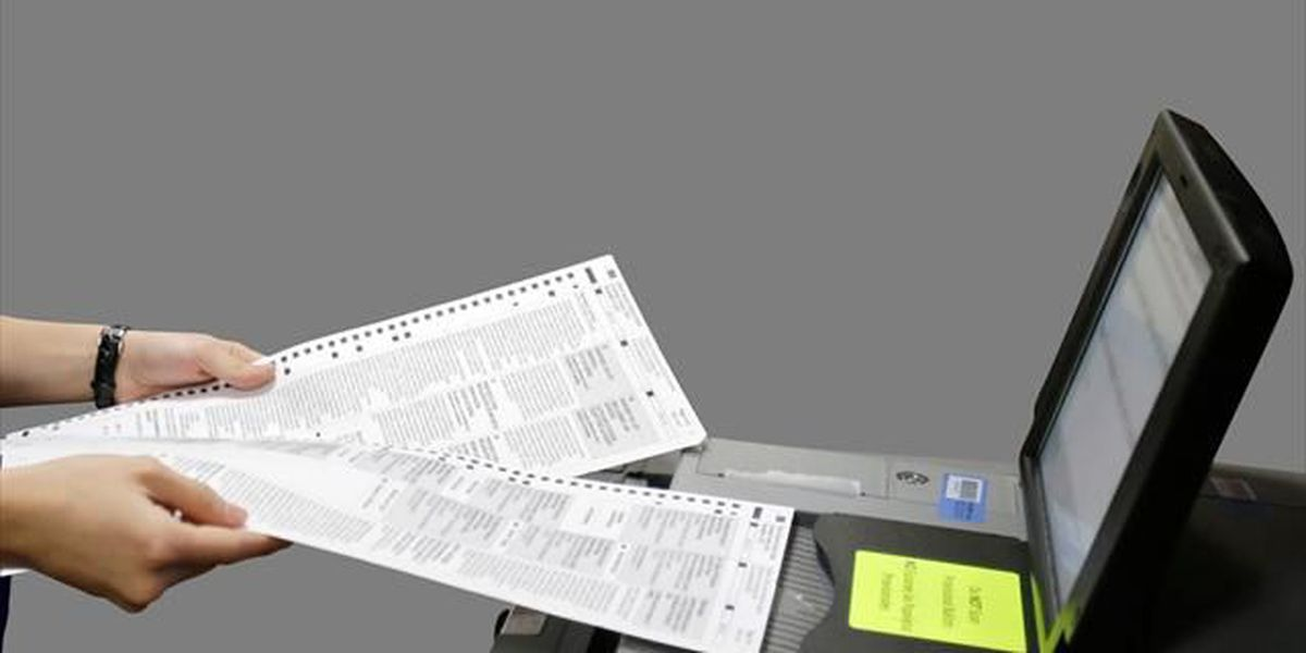 Early, absentee voting begins for Ohio's fall election