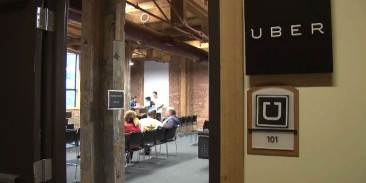 Support center opens for northeast Ohio Uber drivers