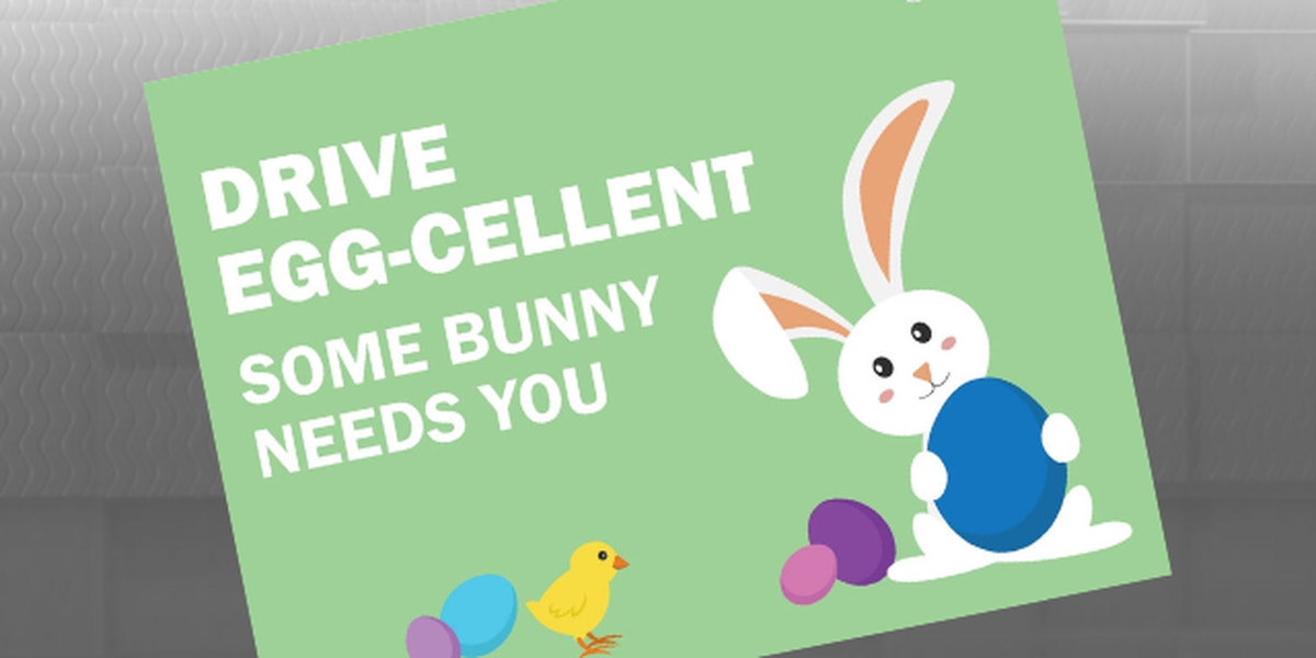 ODOT's witty highway signs return for Easter weekend
