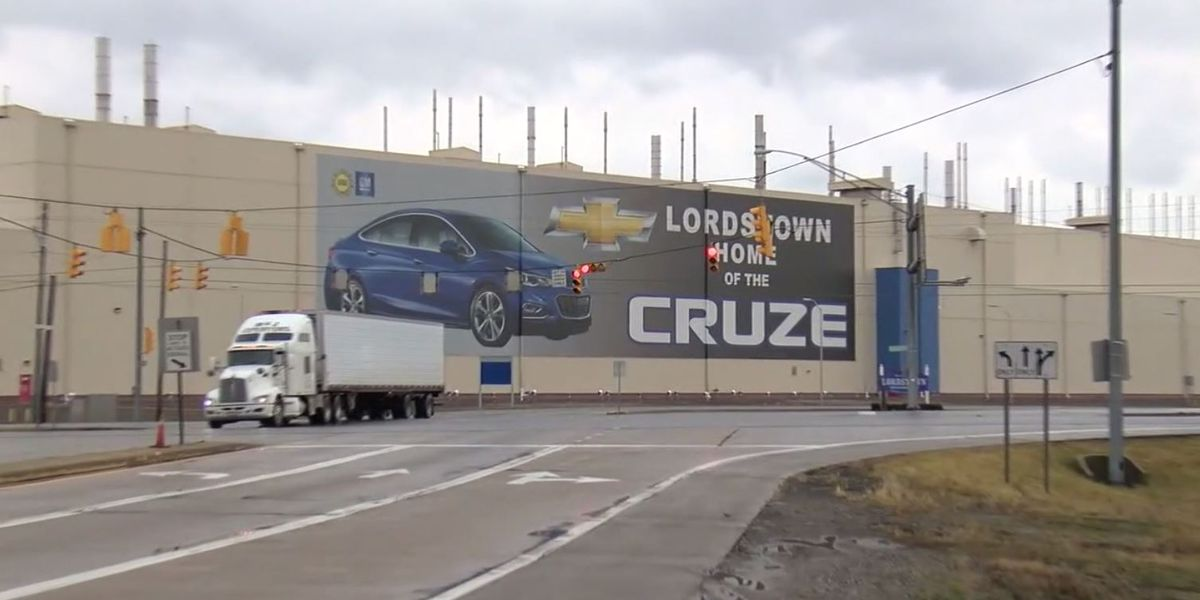 Elon Musk shows possible interest in taking over Lordstown Plant for Tesla