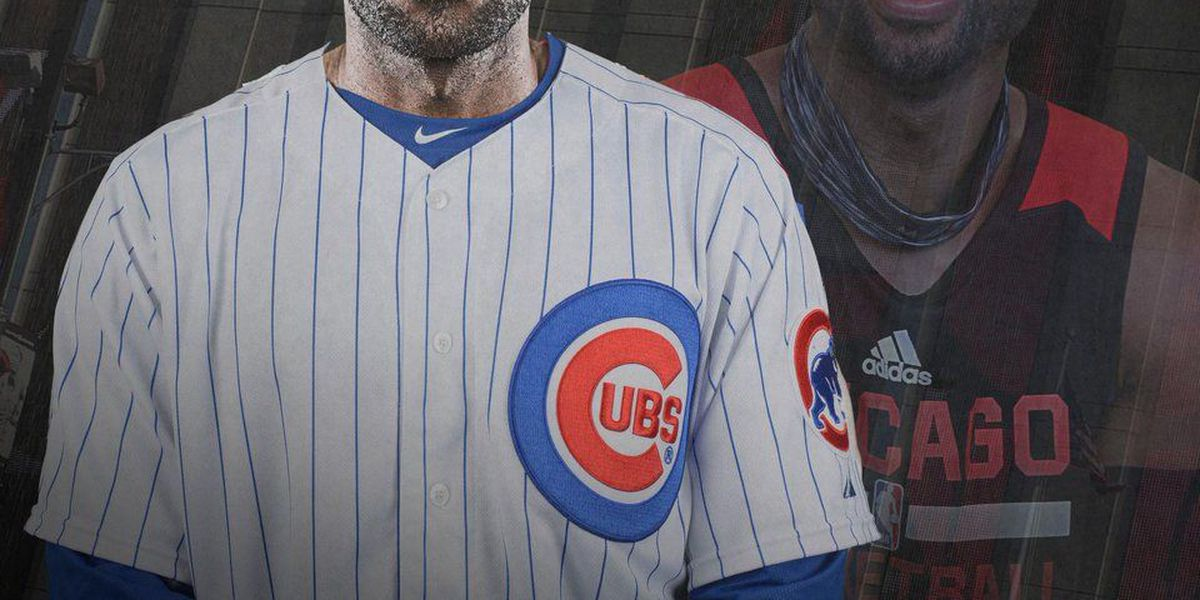 LeBron James will have to wear Cubs uniform after losing Dwayne Wade World Series bet
