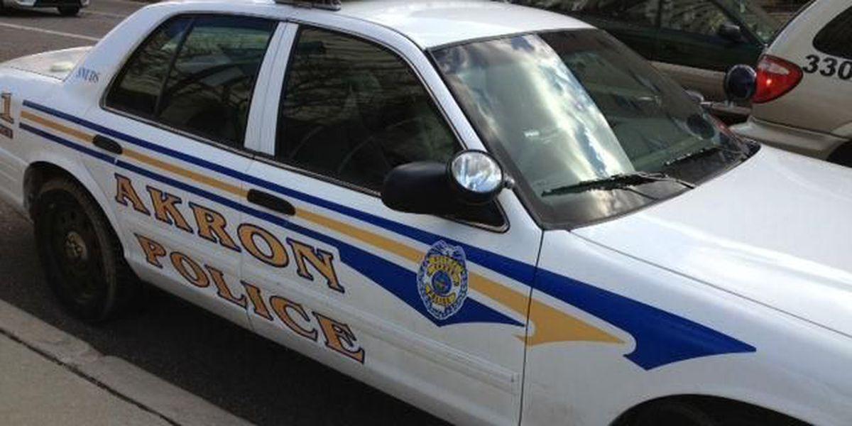 Shots fired near an Akron school