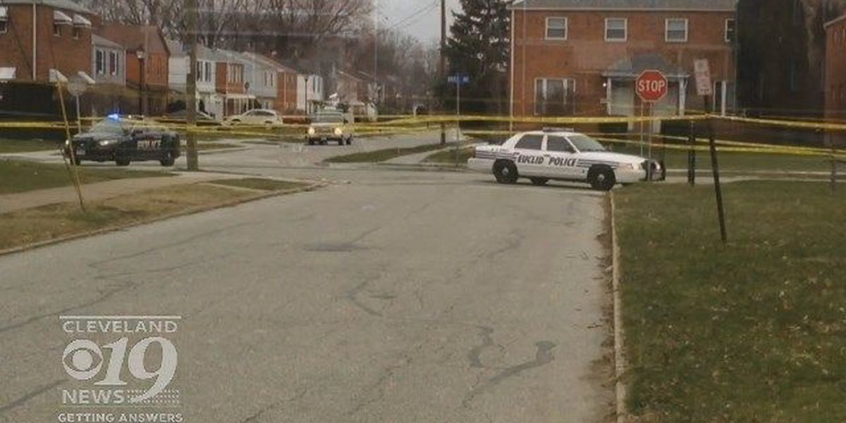 Man shot, tasered in officer-involved shooting in Euclid