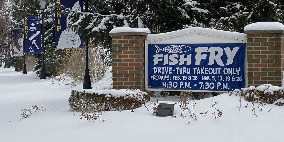 Coronavirus causes local fish fry events to look different this 1st Friday of Lent
