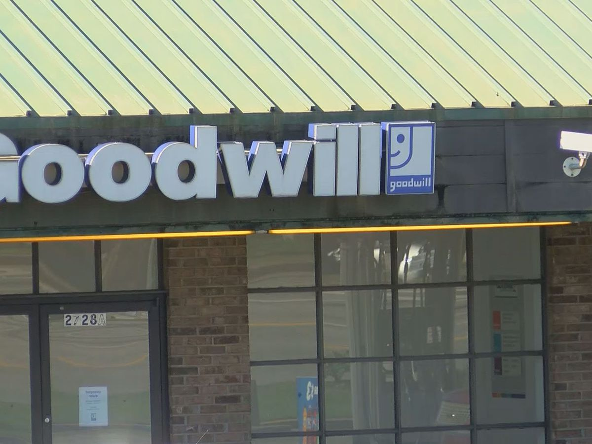 Goodwill to offer 'no touch' donation centers