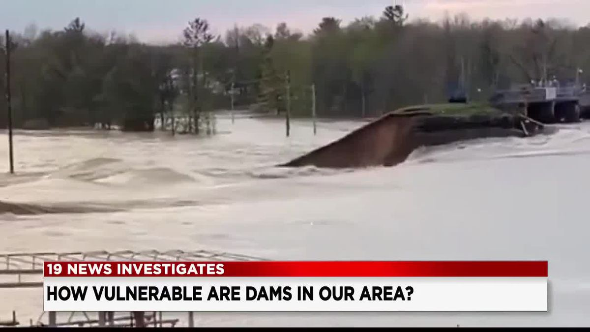 How vulnerable are dams in Northeast Ohio?