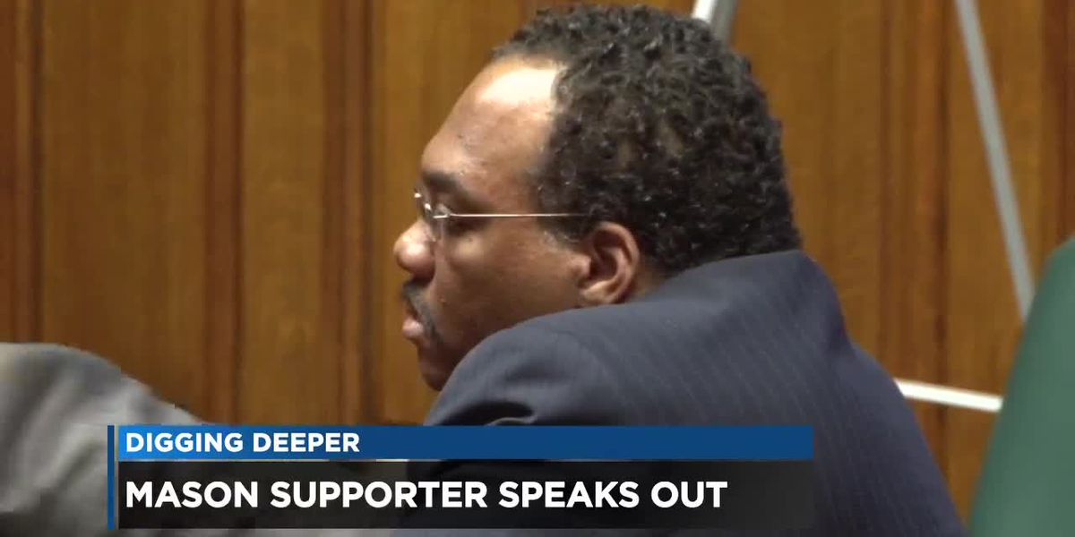 Attorney regrets letter of support for Lance Mason