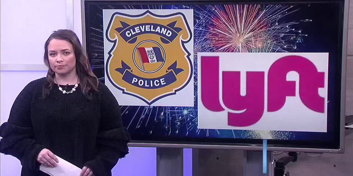 Cleveland Police Foundation partners with Lyft to offer ten dollars off rides on New Year's Eve