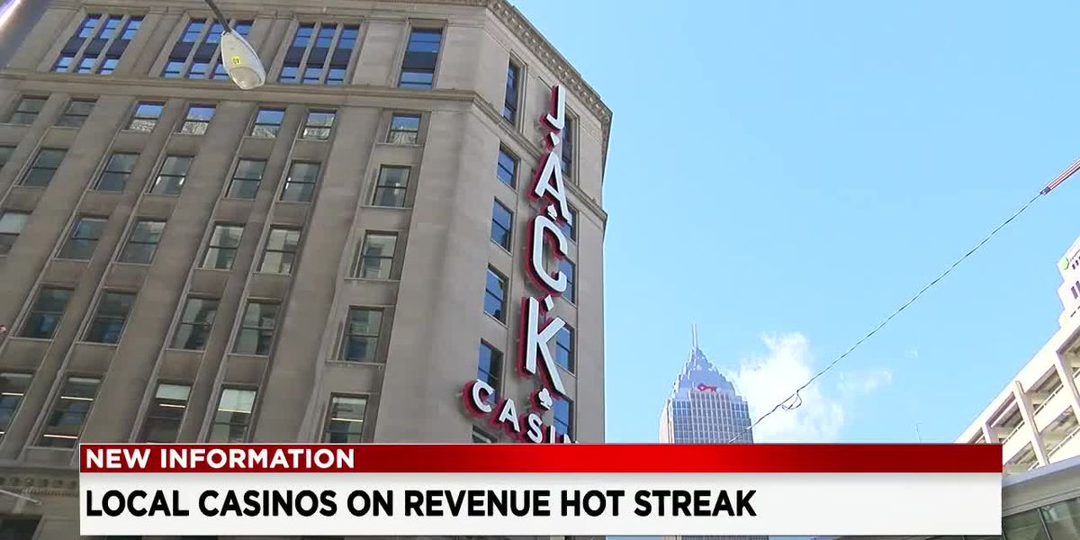Ohio casinos see major boost in revenue