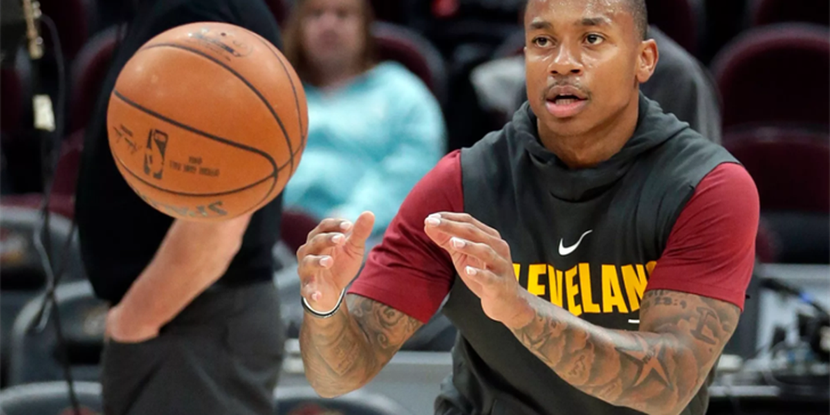 Isaiah Thomas fined $20K for clothesline on Andrew Wiggins during Cavaliers vs. Minnesota game