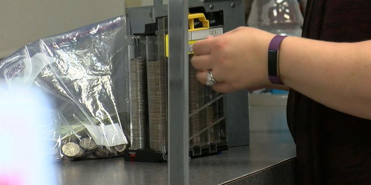 Nationwide coin shortage causing issues for Lakewood laundromat owner