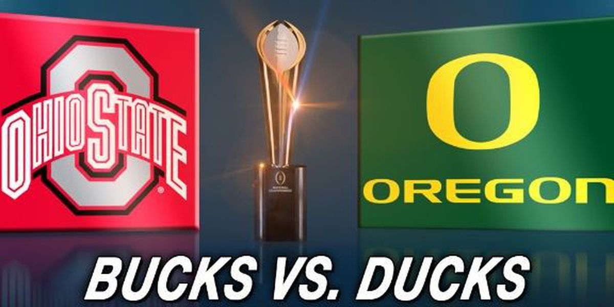 Ohio State defeats Oregon 42-20 to win the National Championship