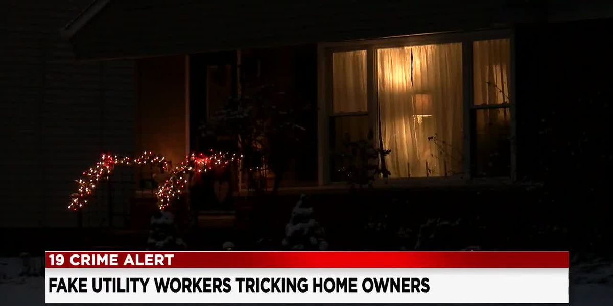 Fake utility workers canvassing Northeast Ohio neighborhoods for next victim