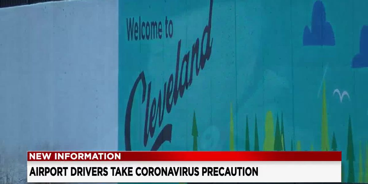 Airport ride share drivers share their concerns about coronavirus