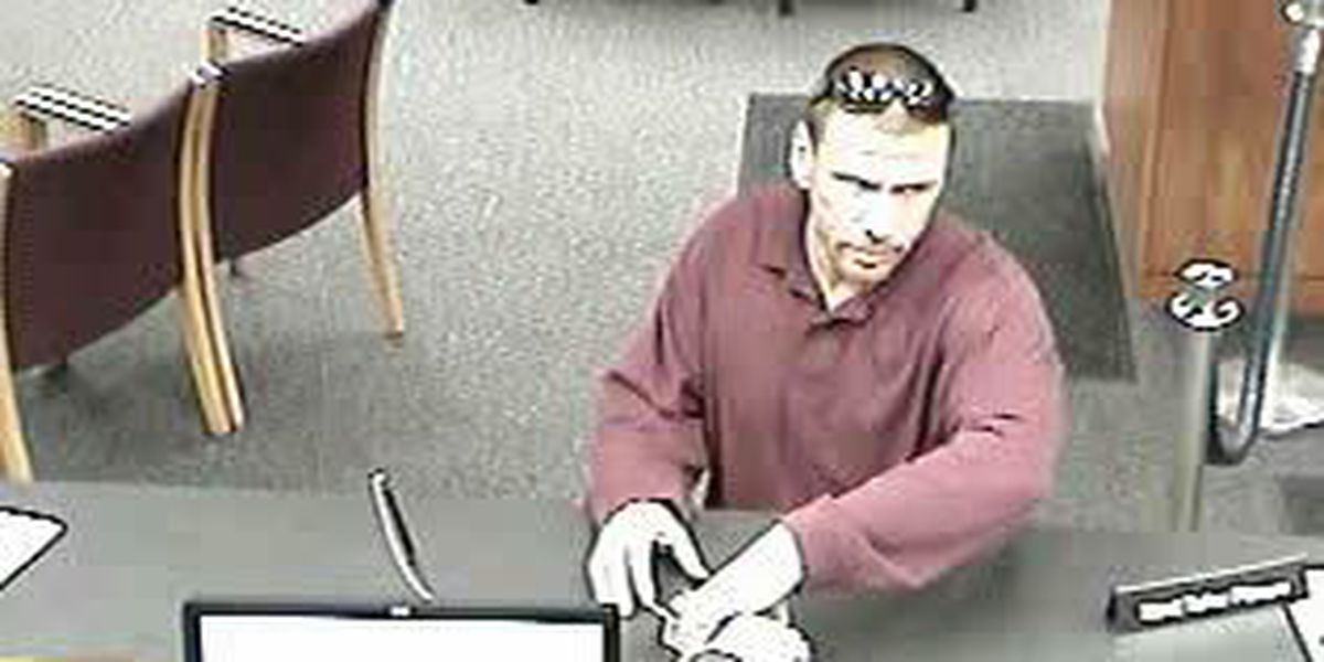 PHOTOS: Robber passes note to teller at Garfield Heights bank
