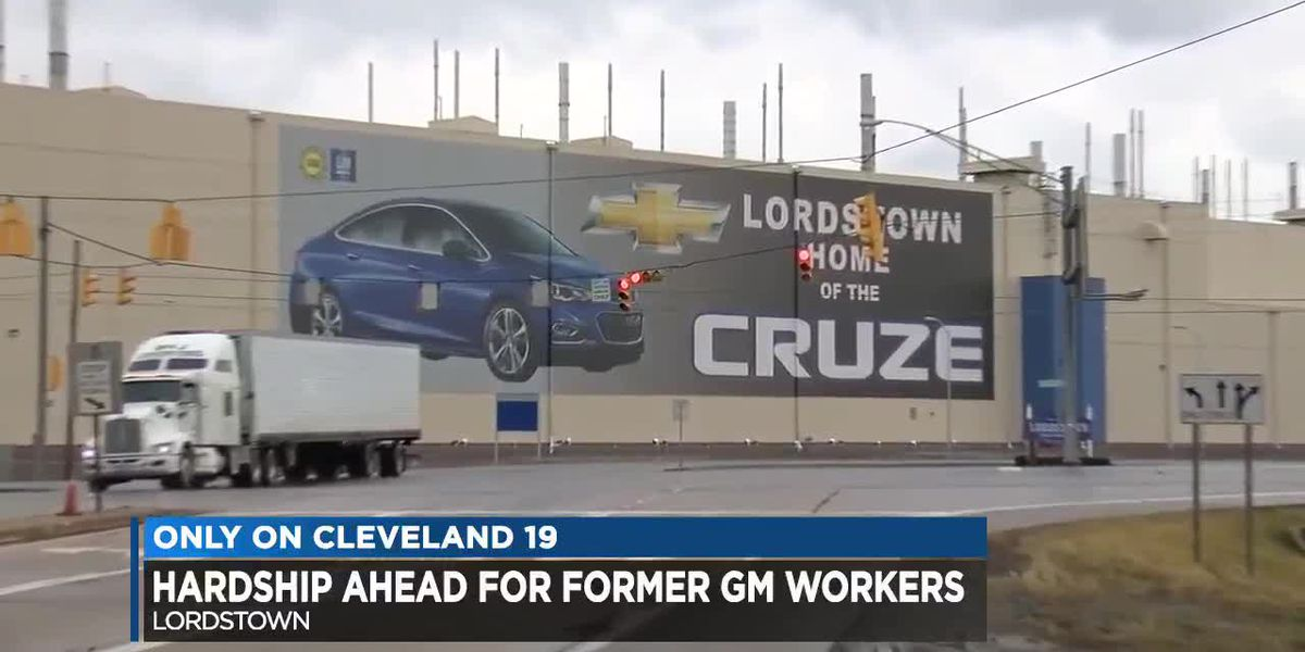 GM Lordstown workers brace for the unknown as plant winds down production