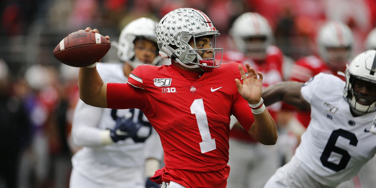 Ohio State jumps LSU for number one seed in College Football Playoff Rankings