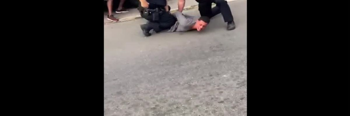 Mansfield PD officer on paid leave after video shows him dragging Black, handcuffed teen amid arrest