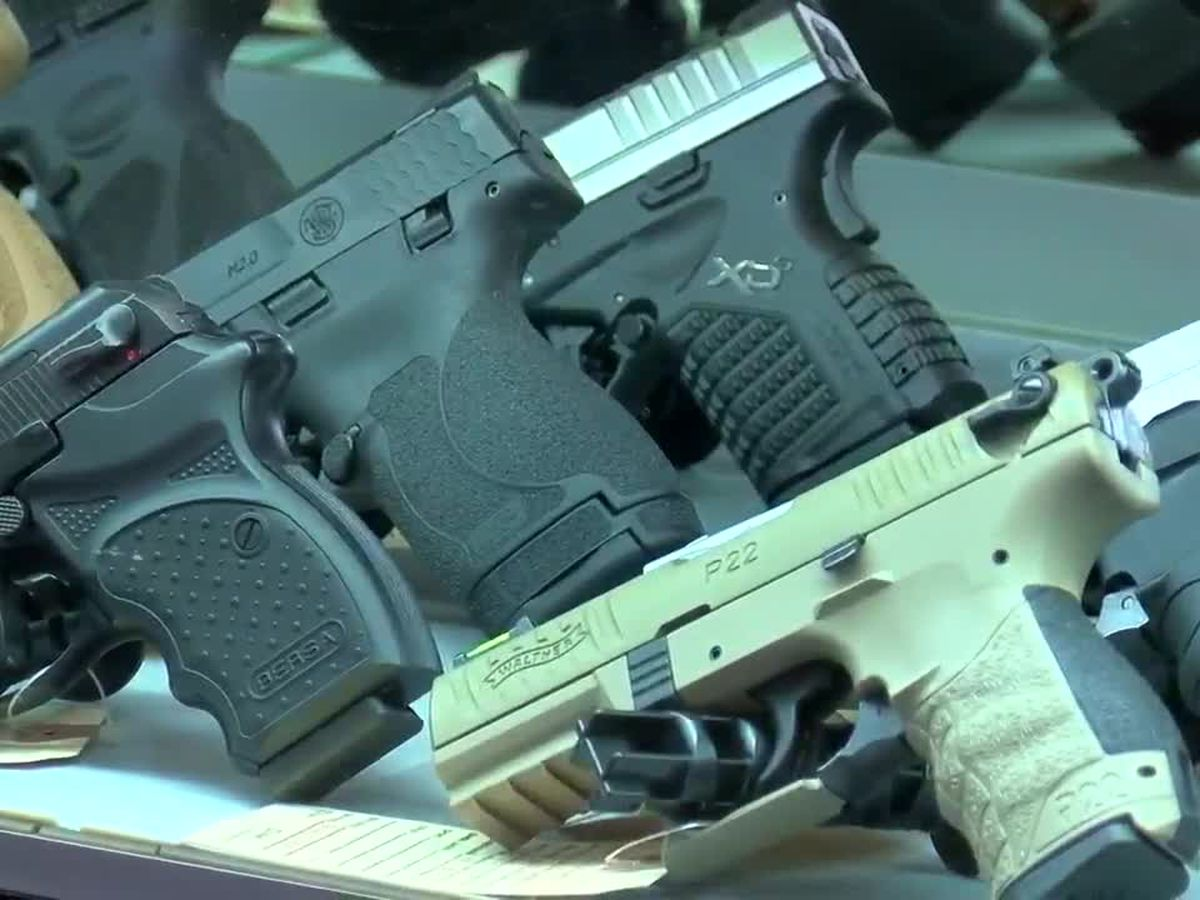 Ohio legislators begin gun control discussions with 3 new proposals