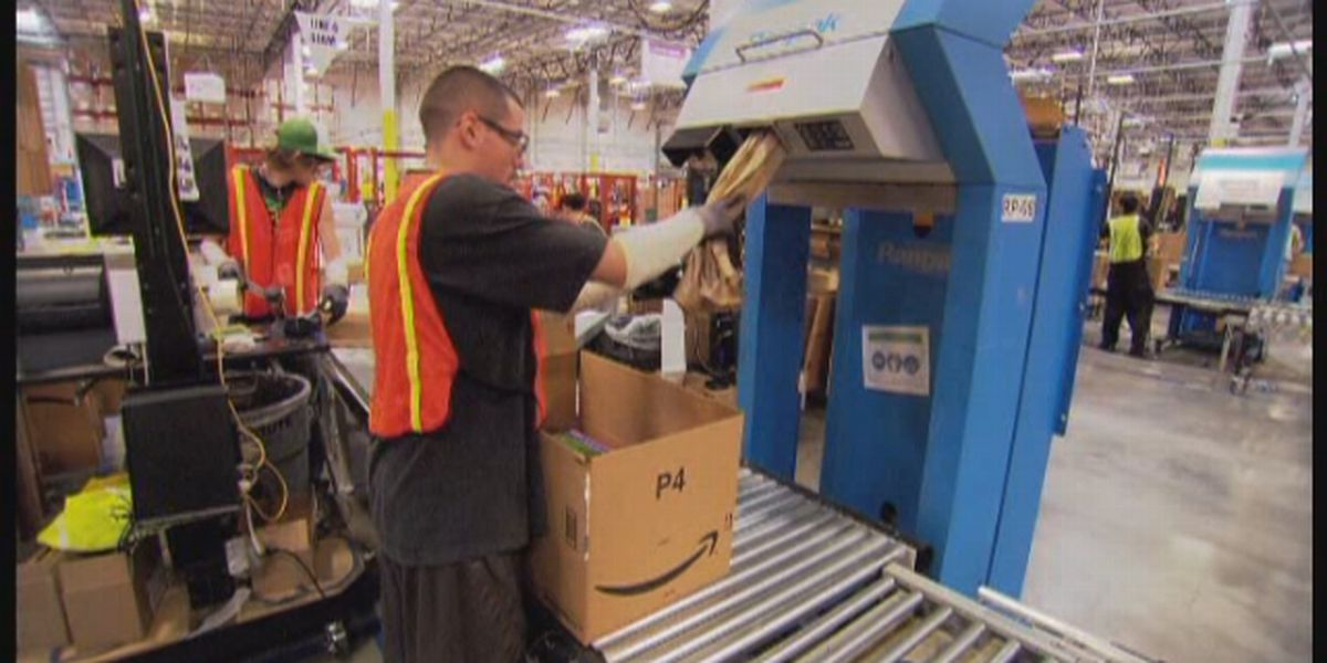Sunny Side Up: Terminated by a robot supervisor? The future is now for Amazon warehouse workers
