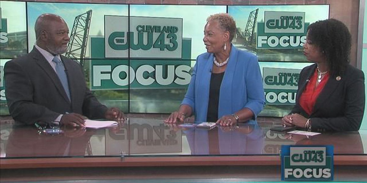 CW 43 Focus: Cleveland branch of NAACP planning Gospel Fest Part 4