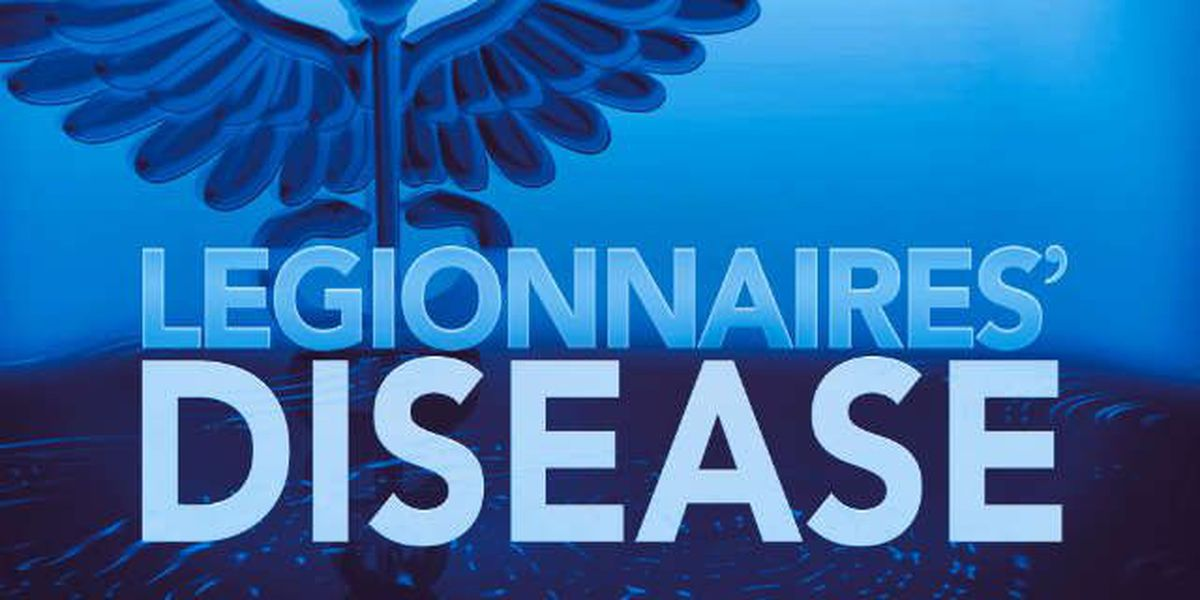 Confirmed Legionnaires' death in Cleveland