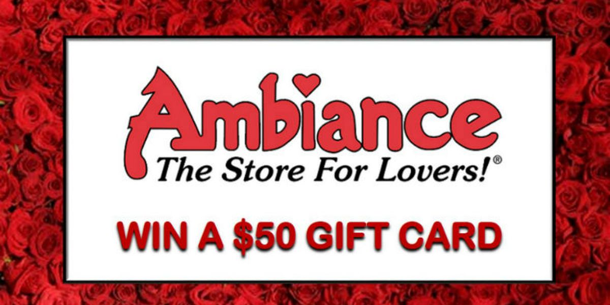 Ambiance The Store For Lovers!