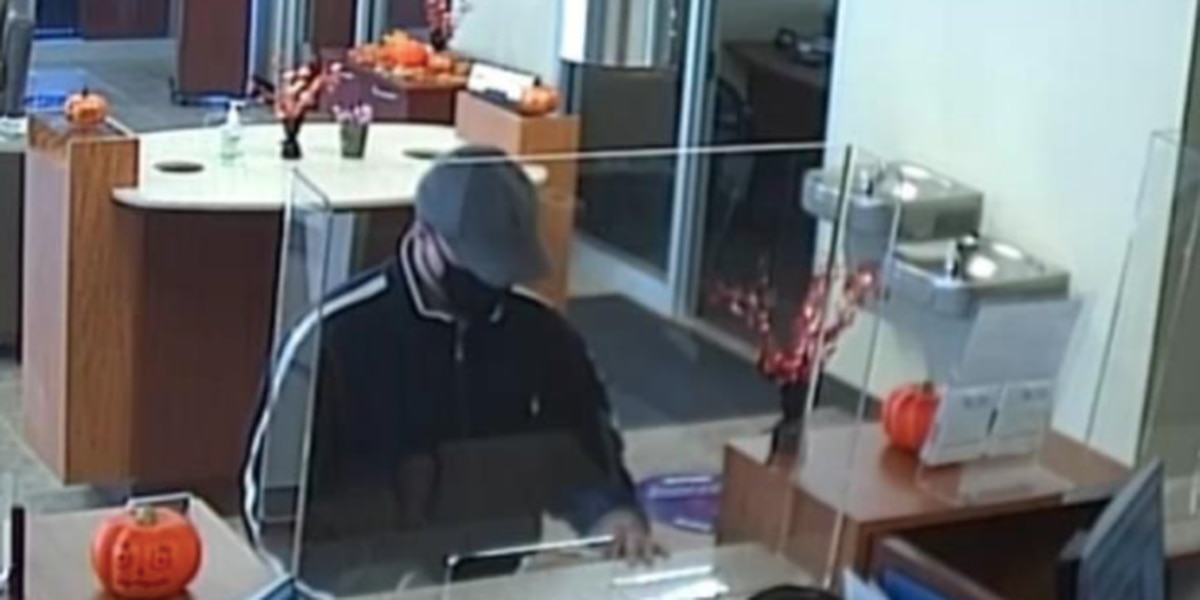 FBI releases photos of man wanted for robbing U.S. Bank in Mentor