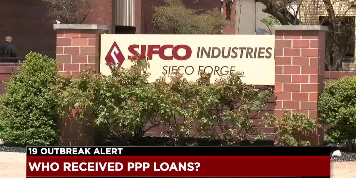 Public companies with big salaries cashing in on small business loans in Ohio