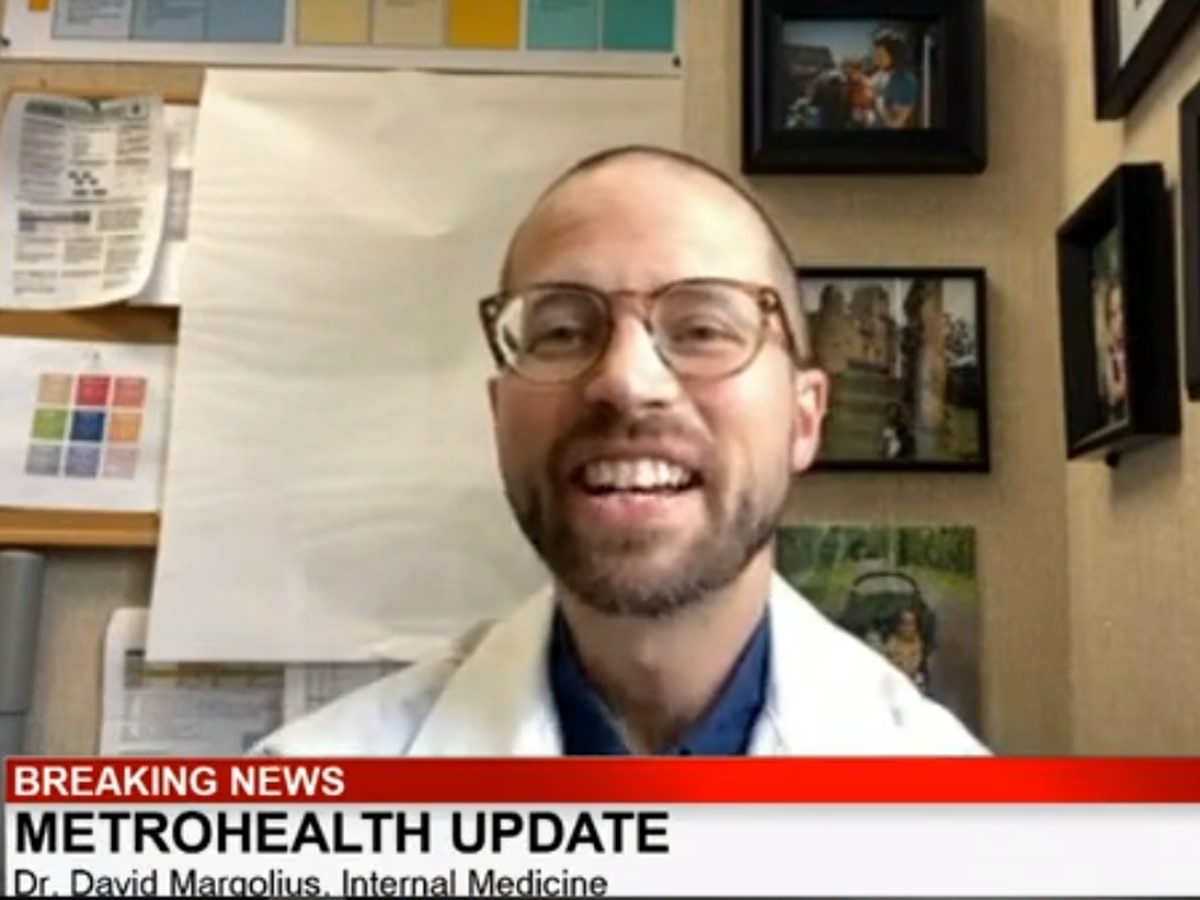 A leading Northeast Ohio doctor answers your coronavirus questions live
