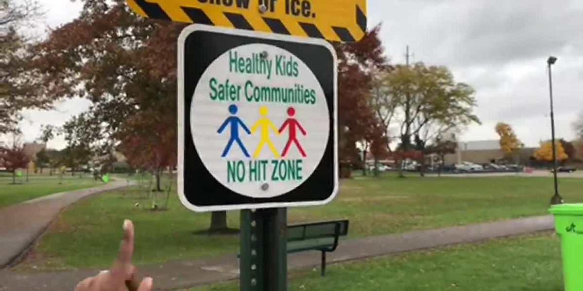 City declares 'no-hit zone' for parents spanking children