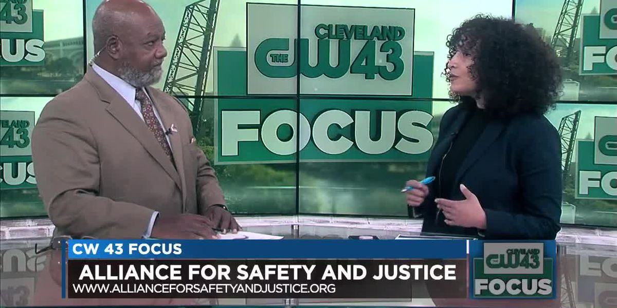 Northeast Ohio organization pushing for criminal justice reform