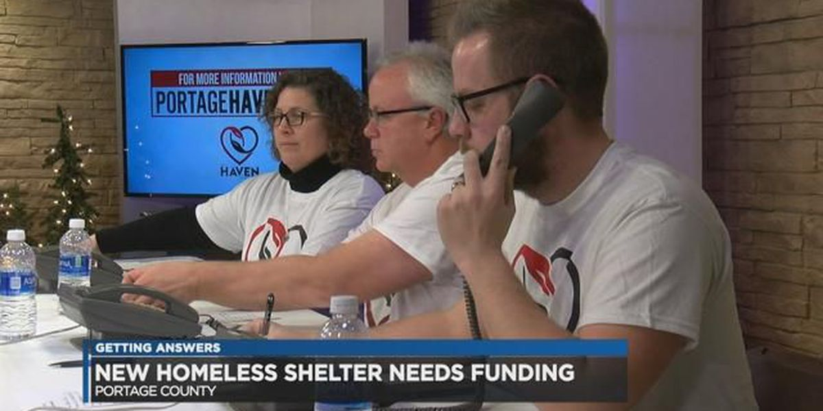 Haven of Portage County, Cleveland 19 band together to fight homelessness