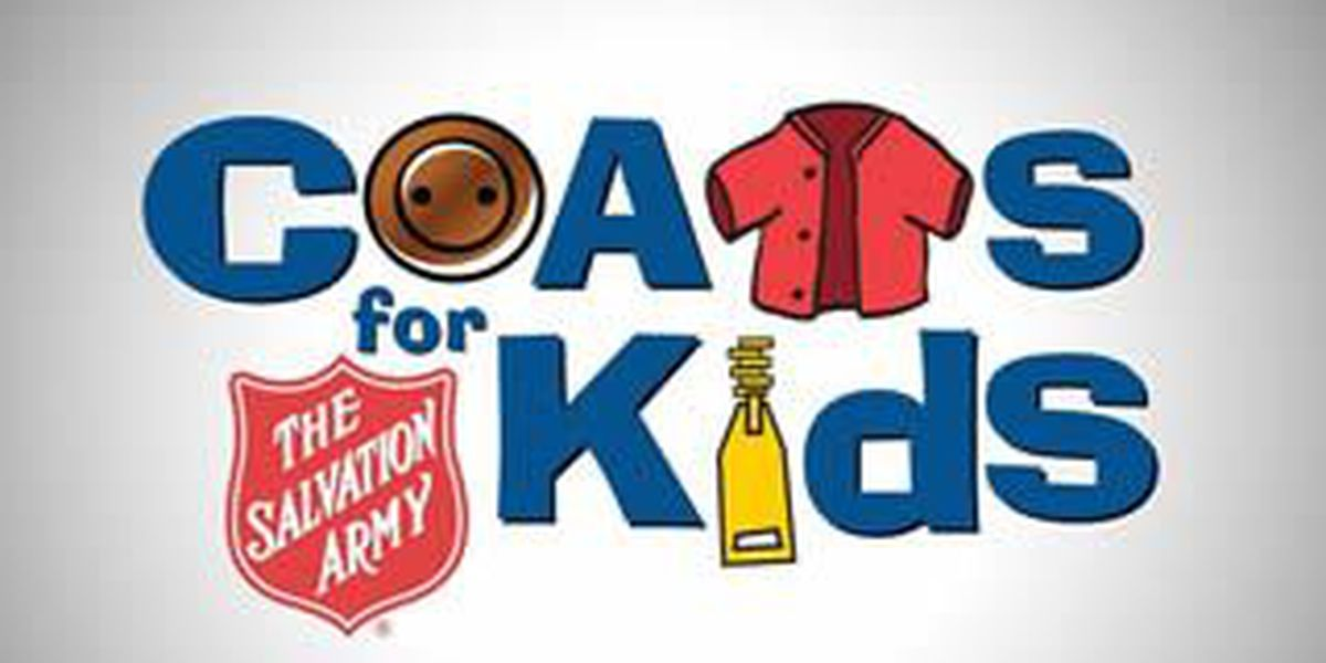 Christmas Help: Salvation Army, Coats for Kids prepared to provide