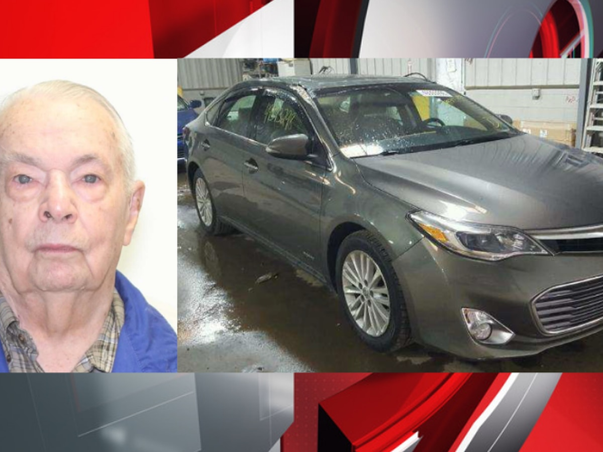 Kent police locate missing endangered 91-year-old man with Alzheimer's