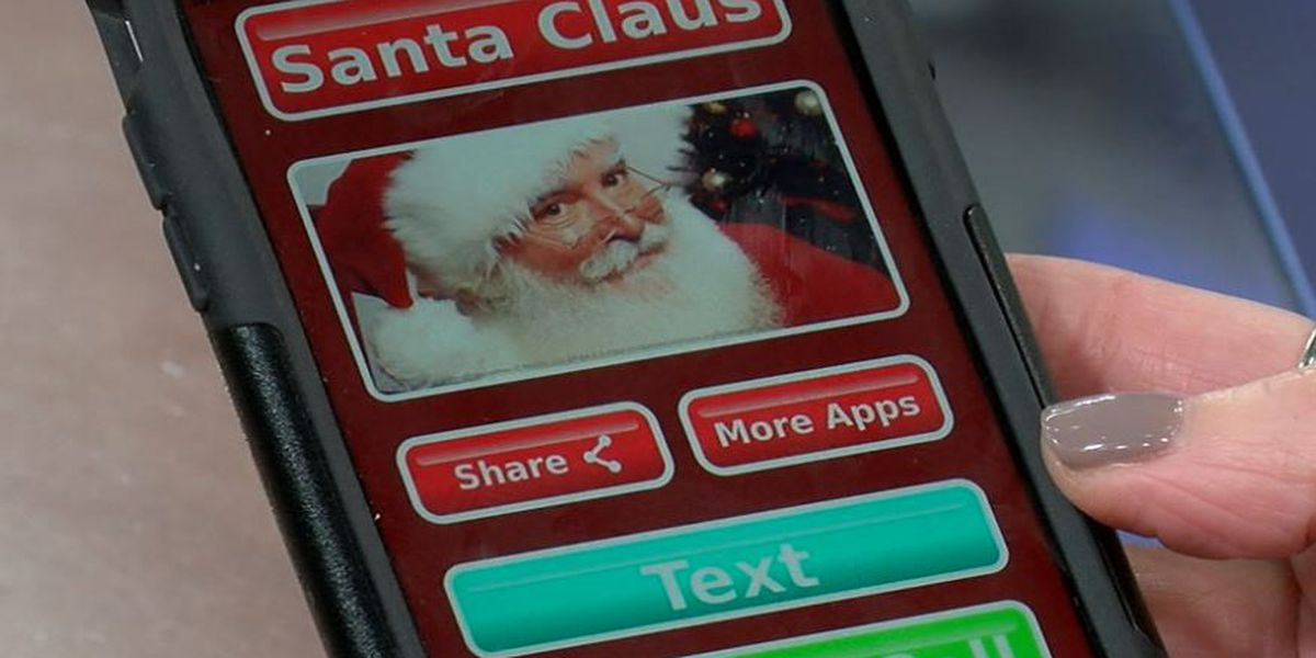 Security experts warn parents of Santa texting apps