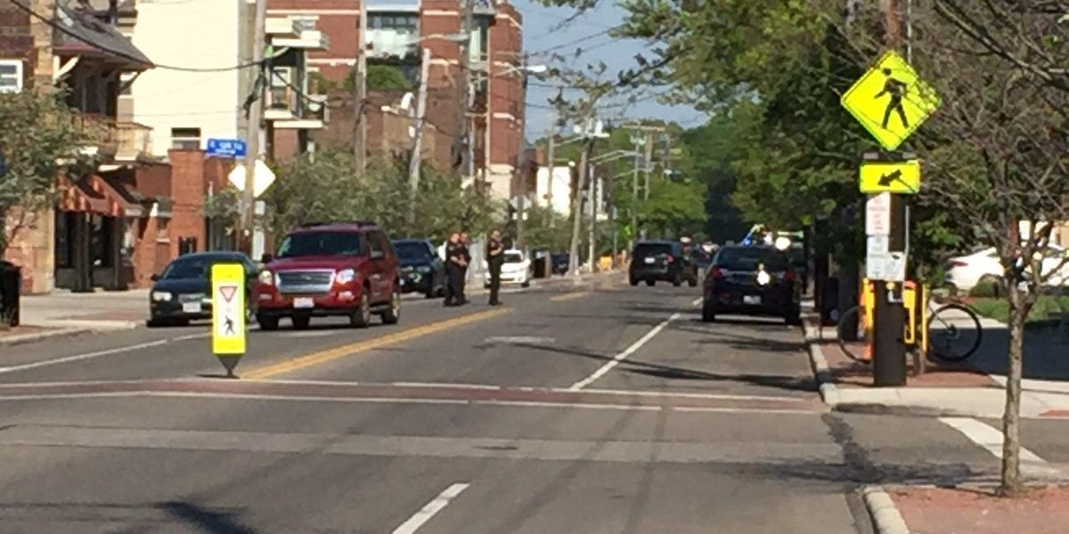 Man taken into custody after Cleveland SWAT