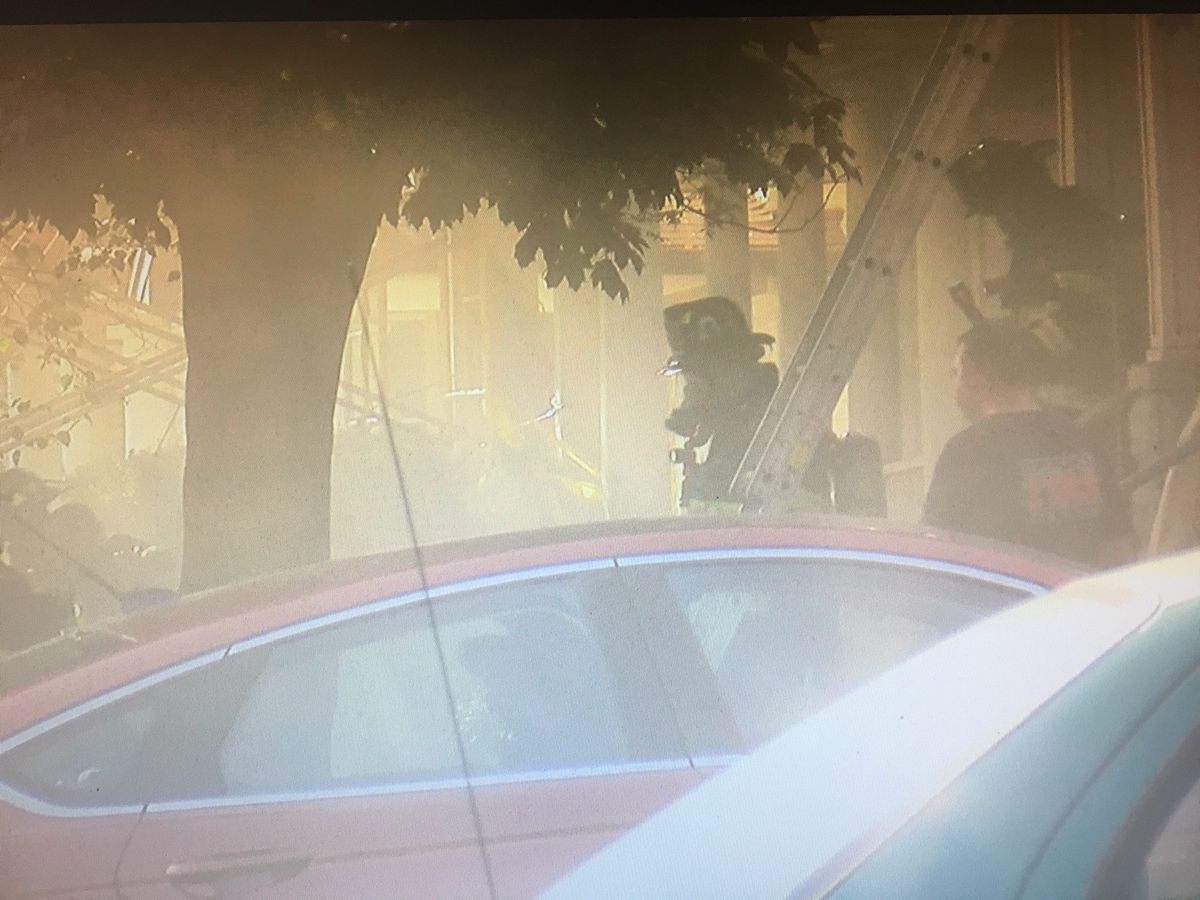Investigators say man using torch to kill weeds may have started Newburgh Heights fire