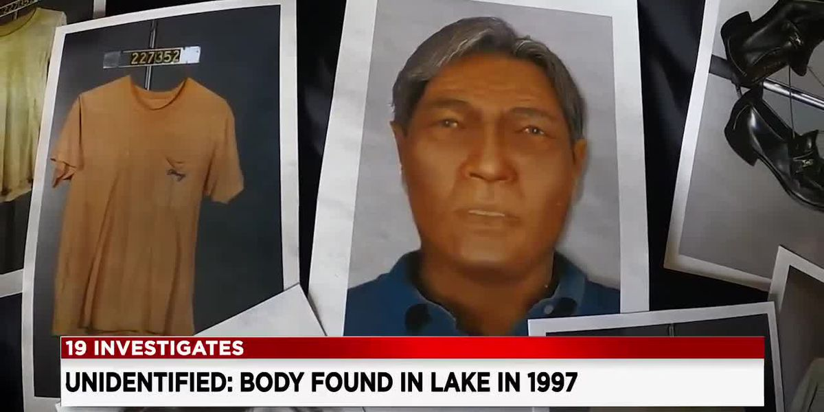 Unidentified: Do you know who this man found dead in Lake Erie in 1997 was?