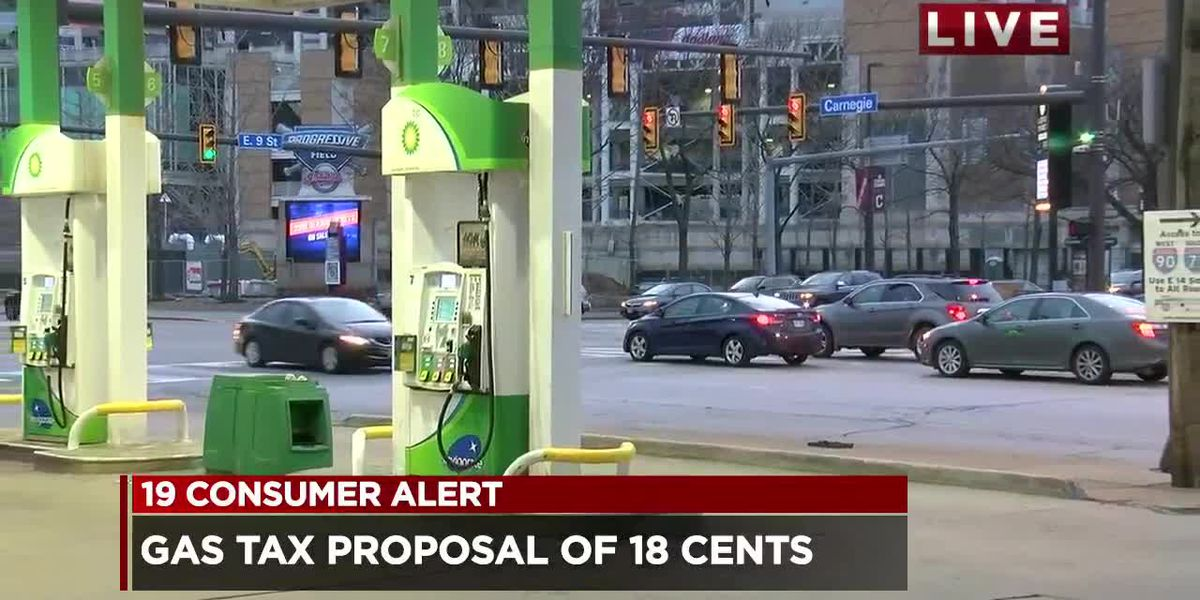 Governor proposes gas tax increase