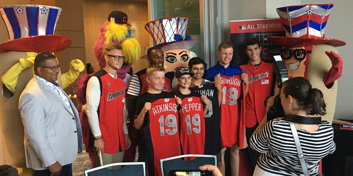 MLB and Make-A-Wish Foundation make All-Star dreams come true