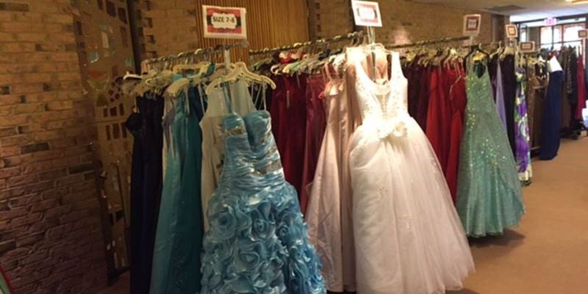 More than 1,000 prom dresses are being given out for free to Northeast Ohio high school students
