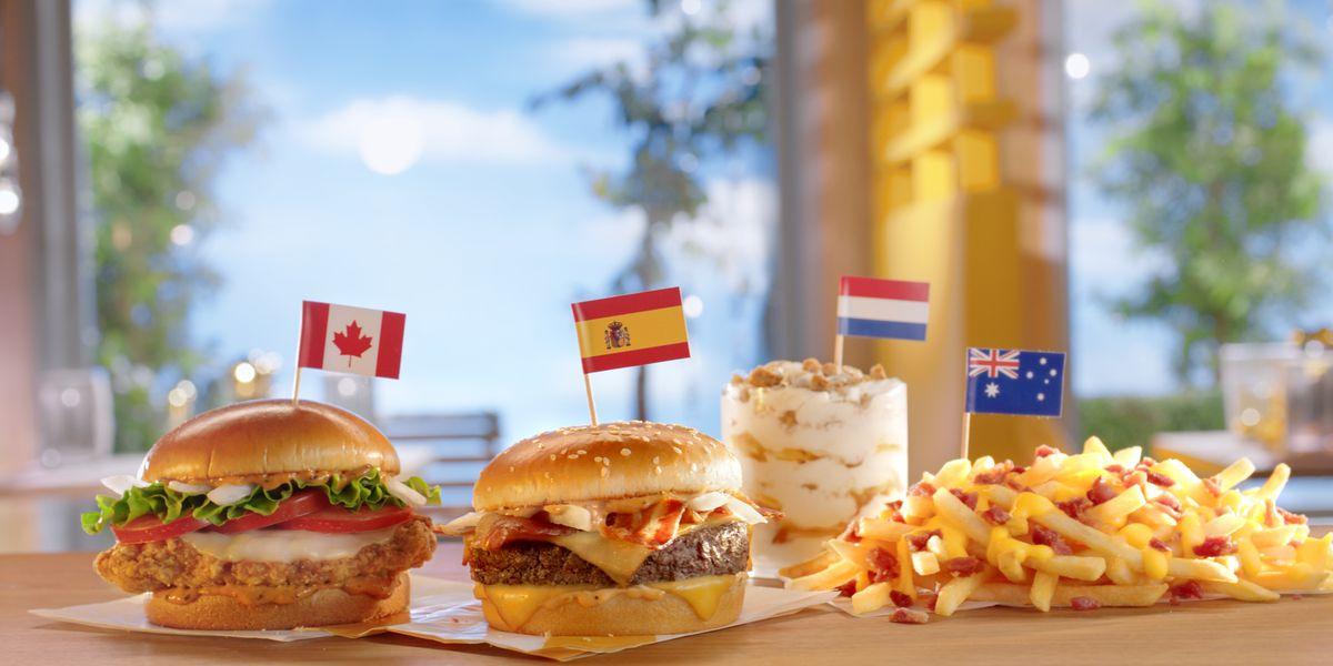 McExtreme Bacon Burger? McDonald's bringing global menu items to US
