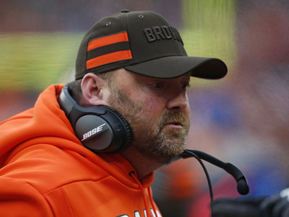 Cleveland Browns not looking to bring in another kicker 'right now,' says Freddie Kitchens