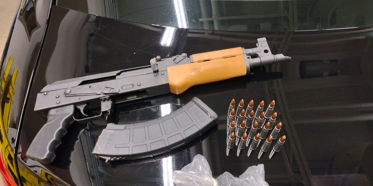 Alliance Police chase starts with domestic dispute, ends with police finding a gun, AK-47