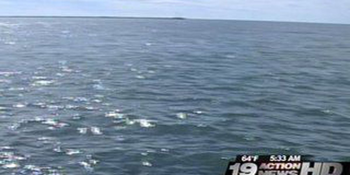 Coast Guard rescues two people on Lake Erie
