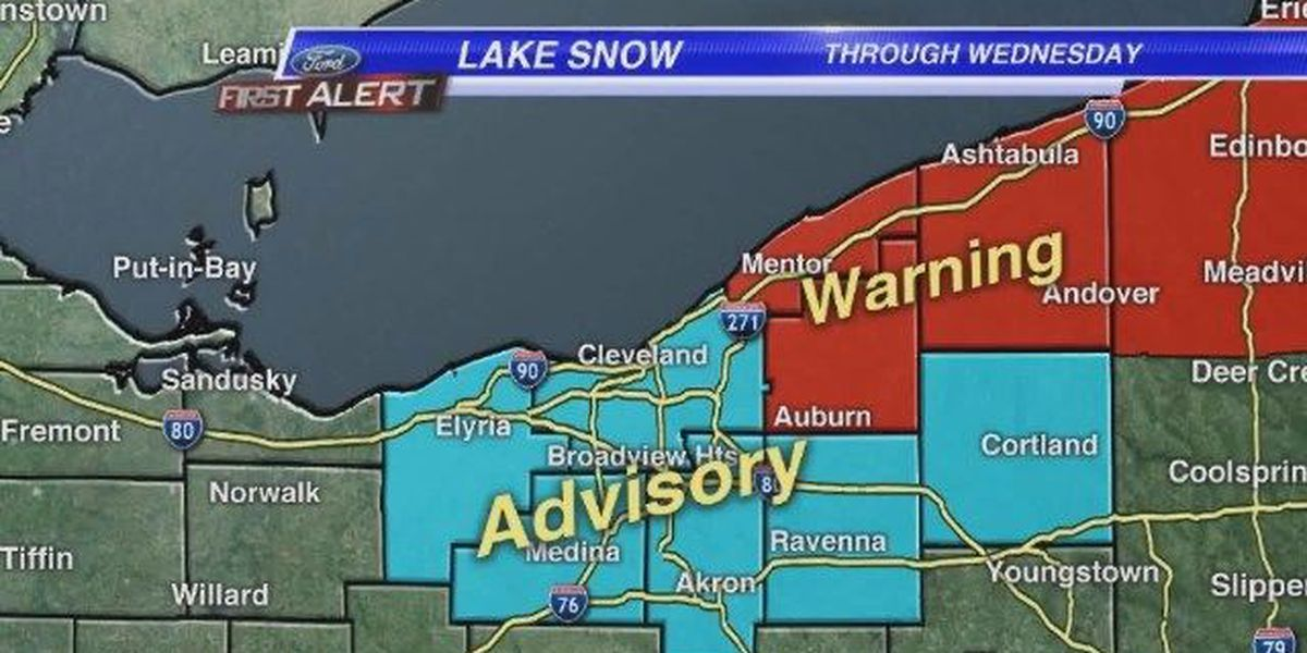 Ford First Alert Forecast: More snow and cold temps coming