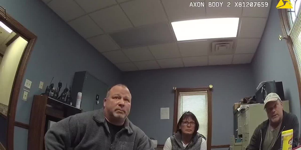 See the secret recordings showing how police got an OH man to confess to his wife's murder (part 1)
