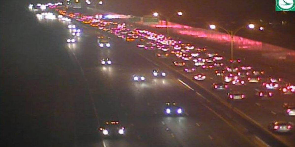 Accident on I-90 Westbound slowing traffic for 6 miles